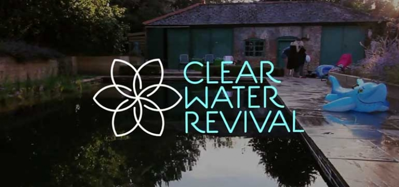 "ВИДЕО. Биобассейны ""Clear Water Revival Ltd."""